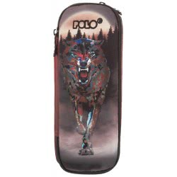 POLO Pencil Case Expand Glow (P.R.C.) 2019 - Wolf 937254-30 5201927101855