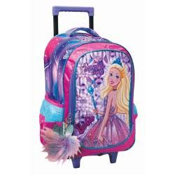 GIM Barbie Fantasy Sparkle Time Σακίδιο Τρόλλεϋ Δημοτικού 349-63074 5204549118492