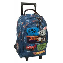 GIM Hot Wheels Primary School Trolley 349-24074 5204549122178