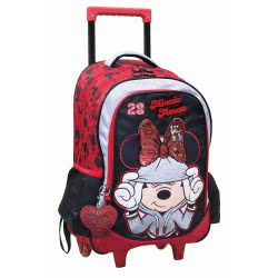 GIM Minnie Mouse Athletic Primary School Trolley 340-67074 5204549118300