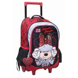 GIM Minnie Mouse Athletic Σακίδιο Τρόλλεϋ Δημοτικού 340-67074 5204549118300