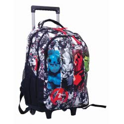 GIM Marvel Avengers Classic Primary School Trolley 337-27074 5204549123496