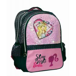 GIM Barbie Sparkle Shine Bright Primary School Backpack 349-64031 5204549118539