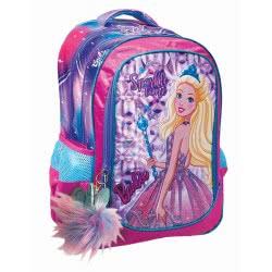 GIM Barbie Sparkle Time Τσάντα Πλάτης Δημοτικού Οβάλ 349-63031 5204549118461