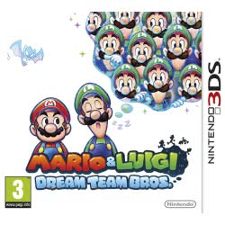 Nintendo 3DS Mario And Luigi Dream Team Bros 045496523992 045496523992