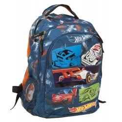 GIM Hot Wheels Primary School Trolley 349-24031 5204549122215