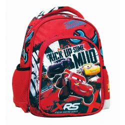 GIM Cars XRS Kick Up Some Mud Kindergarten Backpack 341-44054 5204549122284