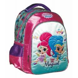 GIM Shimmer And Shine Keep Life Magical Kindergarten Backpack 334-46054 5204549118638