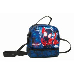 GIM Spiderman Into The Spiderverse Τσαντάκι Φαγητού 337-71220 5204549118751