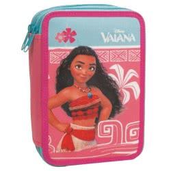 GIM Vaiana Pencil Case Double Full 331-27100 5204549113282