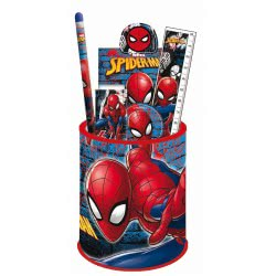 GIM Spiderman Σετ Μολυβοθήκη 337-72884 5204549121737
