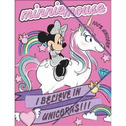 GIM Minnnie Mouse Believe In Unicorns Ντοσιέ A4 Με Λάστιχο 340-51515 5204549121607