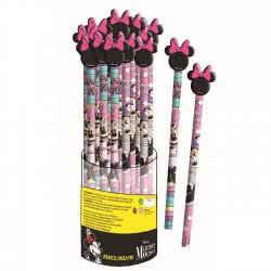 GIM Minnie Mouse Pencil Rubber - 1 Piece 340-51613 5204549121959