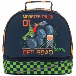 POLO Kids Fun Τσαντάκι Φαγητού 2019 - Monster Truck 907038-60 5201927101695