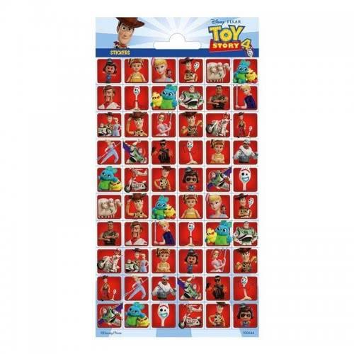 HOLLYTOON Toy Story 4 Αυτοκόλλητα Stickers SD100644 8718819312741