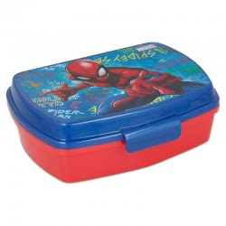 Stor Spiderman Graffiti Sandwitch Box B37974 8412497379743