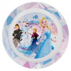 Stor Kids Micro Plate Frozen - Iridescent Aqua B17947 8412497179473