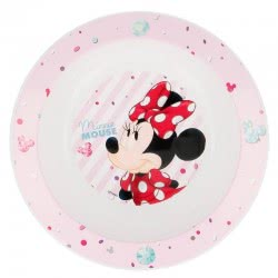 Stor Minnie Mouse Micro Bowl - Electric Doll B18846 8412497188468
