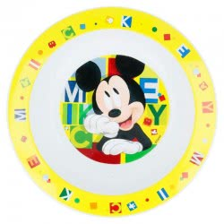 Stor Mickey Mouse Micro Bowl B44246 8412497442461