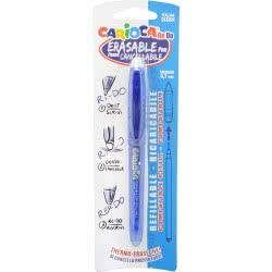 CARIOCA Re-Do Erasable Pen 0.7 Mm - Blue C43239/02 8003511422394