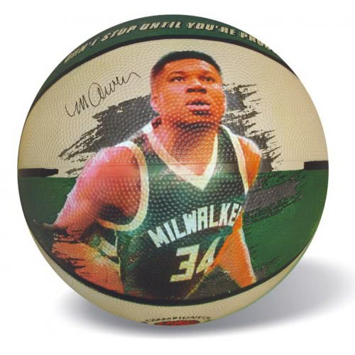 star Basketball Celebrity Antetokounmpo Size 7 37/348 5202522003483