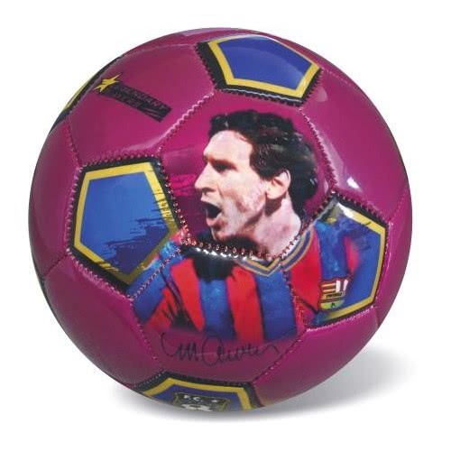 star Football Ball Celebrity Messi Size 2 35/821 5202522008211