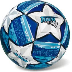 star Μπάλα Ποδοσφαίρου Tiger Mathc Line Size 5 Μπλε 35/808 5202522008082
