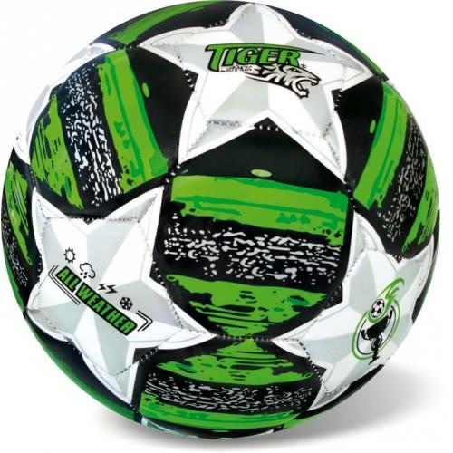 star Soccer Ball Tiger Mathc Line Fluo Size 5 Green 35/810 5202522008105