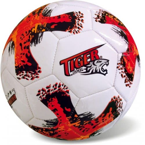 star Soccer Ball Tiger Mathc Line X Size 5 Orange 35/816 5202522008167
