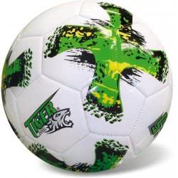 star Μπάλα Ποδοσφαίρου Tiger Mathc Line X Size 5 Πράσινο 35/817 5202522008174