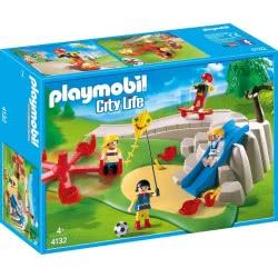 Playmobil City Life Super Set Playground 4132 4008789041326