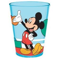 Gialamas Ποτηράκι Mickey Mouse Contours TRU62261 063562622615
