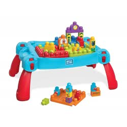 MEGA BLOKS Buildand Learn Table FGV05 887961515077