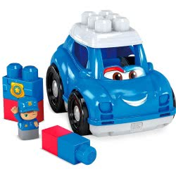 MEGA BLOKS Peter Police Car GCX08 887961736847