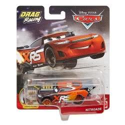 Mattel Cars XRS Drag Racers - Nitroade GFV33 / GFV37 887961770025