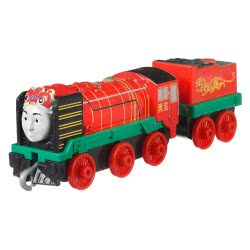 Fisher-Price Thomas And Friends Trackmaster Τόμας Τρενάκια Με Βαγόνι - Yong Bao GCK94 / FXX14 887961702453