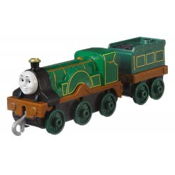 Fisher-Price Thomas And Friends Trackmaster Τόμας Τρενάκια Με Βαγόνι - Emily GCK94 / FXX19 887961702507