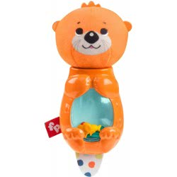 Fisher-Price Hungry Otter Rattle GHL23 / FXC21 887961687408