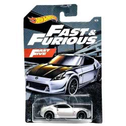 Mattel Hot Wheels 2019 Fast And Furious Nissan 370Z GDG83 / FYY52 887961749175