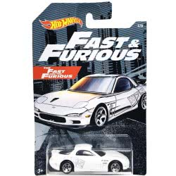Mattel Hot Wheels 2019 Fast And Furious 95 Mazda RX-7 GDG83 / FYY54 887961749151