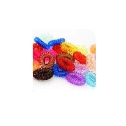 LA FOLLIE Λάστιχο Καλώδιο Μικρό Σχέδιο - Διάφορα Χρώματα 01104-1 5202703010033