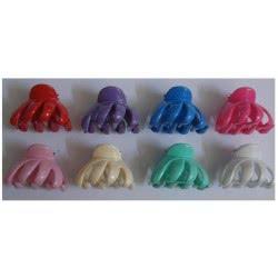 LA FOLLIE Παιδικό Κλάμερ Μαλλιών Χούφτα 4Cm - 8 Χρώματα 15020 5202703010538