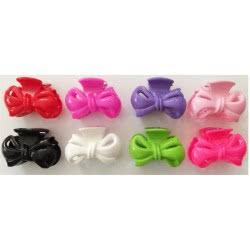 LA FOLLIE Παιδικό Κλάμερ Μαλλιών Φιόγκος 3.5Cm - 8 Χρώματα 11655 5202702002176