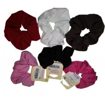 LA FOLLIE Λάστιχο Μαλλιών Μονόχρωμο - 6 Χρώματα 01120 5202702029975