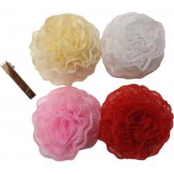 LA FOLLIE Κλίπ Μαλλιών Τριαντάφυλλο - 4 Χρώματα 16286 5202703015175