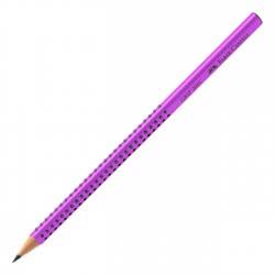 Faber-Castell Graphite Pencil Grip 2001 - Purple 12309651 4005402170371