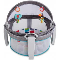 Fisher-Price On-The-Go Baby Dome FWX16 887961685336