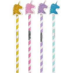 Stylex Μολύβι Με Γόμα Topper Unicorn Μονόκερος - 4 Χρώματα 42106 4044186421064