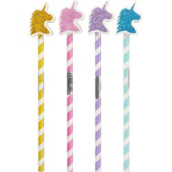 Stylex Pencil With Eraser Topper Unicorn - 4 Colours 42106 4044186421064