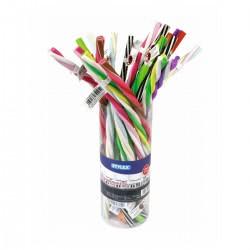 Stylex Eraser Twist 32 Cm - 8 Colours 34095 4044186340952